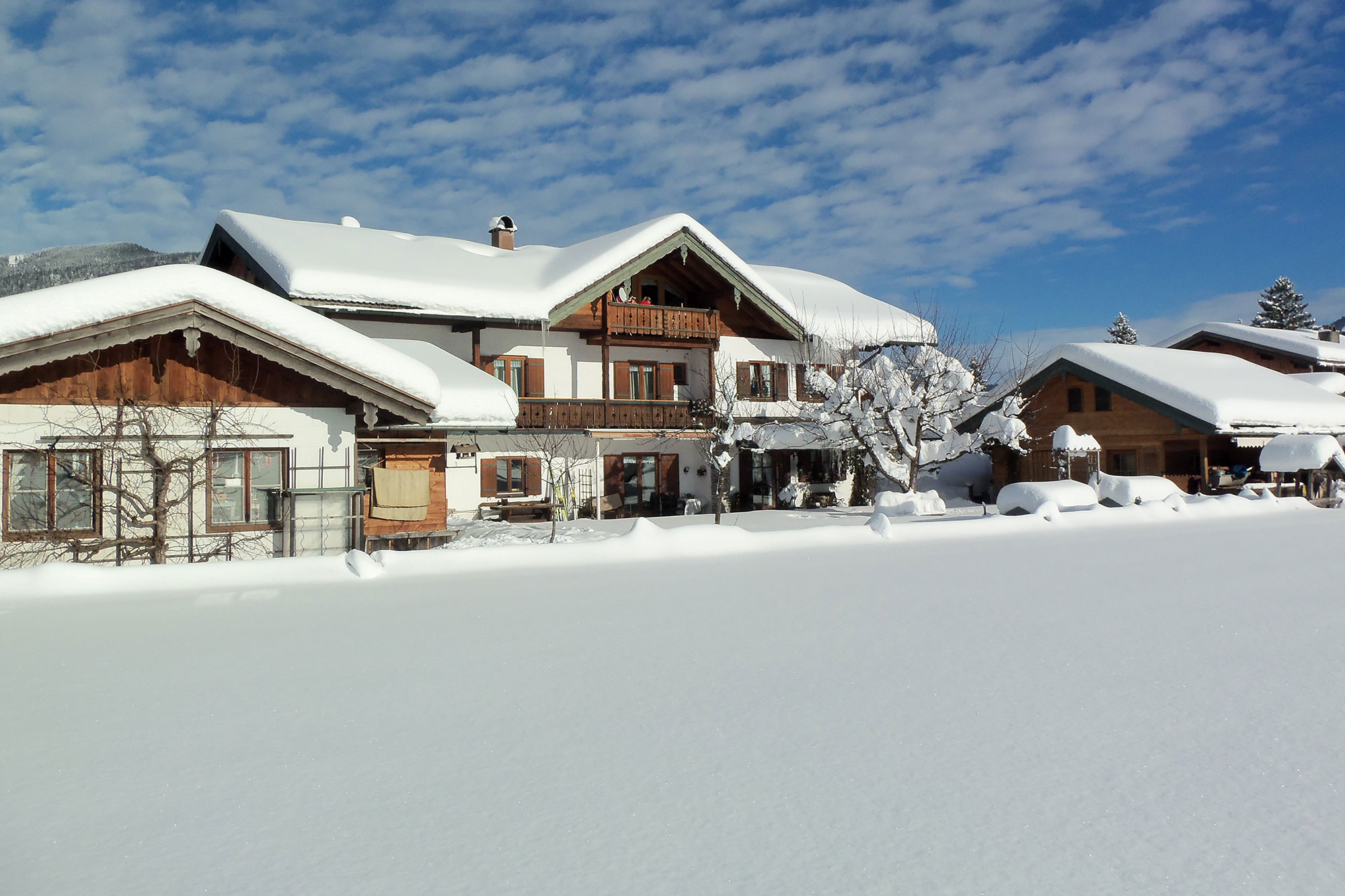 Haus Egger in Inzell